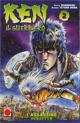 Planet Manga - Ken il Guerriero 2 - Nuovo !!!