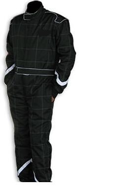 Karting Suit Adult Size Xxxl With Free Balaclava And Neck Protector