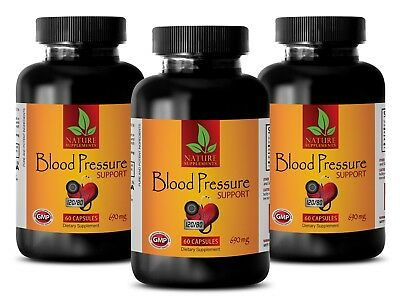 Immune booster - BLOOD PRESSURE CONTROL - green tea powder - 3 Bottles