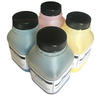 4 Color Toner Refill  for Canon ImageClass MF8280Cw for 131 Cartridge + 4 Chips