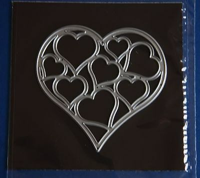 Craft-House 'Hearts within a Heart' Cutting Die CHD8