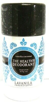 Lavanila The Healthy Deodorant Vanilla Coconut 2 oz