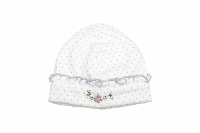 Kissy Kissy Baby Blooms Print Hat [Last Two]