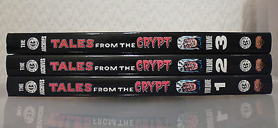 EC Archives Tales From The Crypt Volume 1 2 3 E.C.