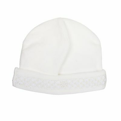 Kissy Kissy Ecru Velour Hat