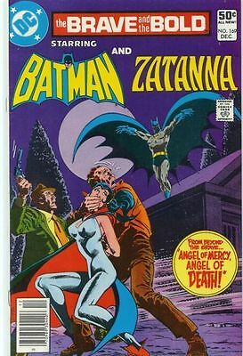 Brave And The Bold #169 Batman/zatanna Fi/vf