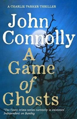 NEW A Game of Ghosts By John Connolly Paperback Free Shipping
