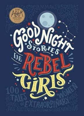 NEW Good Night Stories for Rebel Girls By Elena Favilli Hardcover Free Shipping
