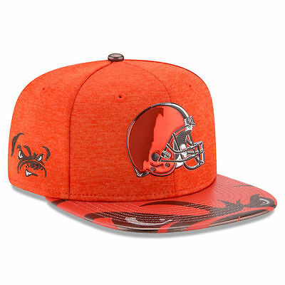 6a9849ab88fc1 ... cheapest cleveland browns 2017 nfl draft on stage snapback 950 original  fit new era hat cbe1b