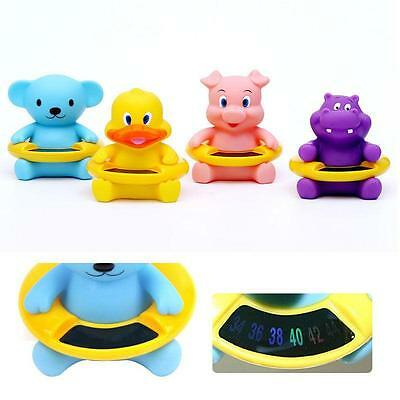 Cute Animal Baby Infant Bath Tub Thermometer Water Temperature Tester Toy - CB