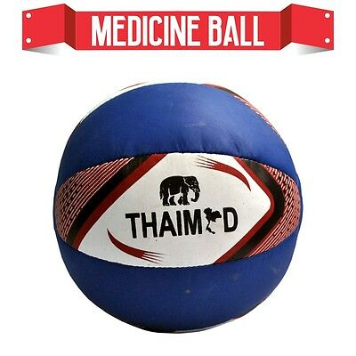 10 KG New Medicine Ball Crossfitt Extreme Training Workout Strength Fitness MMA