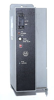 Allen Bradley 1771-P7/B Power Supply 120/240VAC 5VDC/16A  PLC-5