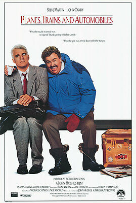 Planes Trains and Automobiles 35mm Film Cell strip very Rare var_p