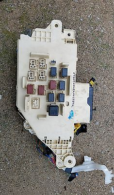 1999 Lexus LX470 Interior Cabin FUSE BOX UNDER LEFT DASH R264309