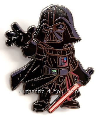 NEW Star Wars Celebration Orlando 2017 Exclusive DARTH VADER Mystery Pack Pin