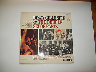 Dizzy gillespie and the double six of paris 1963 Phillips BL 7596 ex/ex