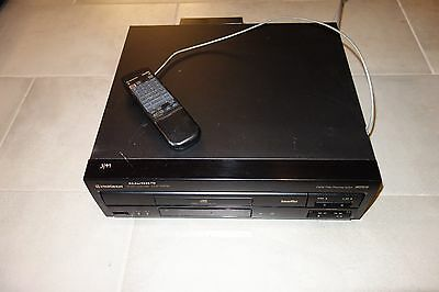 PIONEER CLD-D406 CD/CDV/LD LaserDisc Player Tested and Working