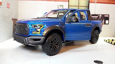 1:24 Scale 2010 Ford 4x4 F150 SE Raptor Pickup Maisto Diecast Model Car F-150