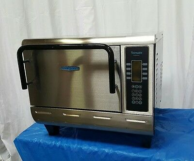 TURBOCHEF NGC Toaster Convection Oven  >>> LOW COOK CYCLES COUNT <<<