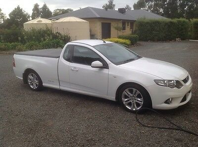 Ford Fg Xr6 Ute For Wrecking