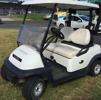 2013 Club Car PRECEDENT 48V Electric Golf Cart Buggy Buggie with Battery Charger