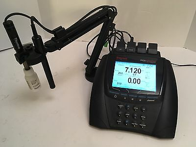 Thermo Scientific Orion VersaStar Advanced Electrochemistry Meter Used W/ Probes