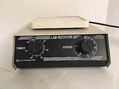 Barnstead Lab-Line Lab Rotator Model 1304 Used Tested Works Great