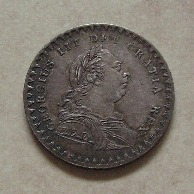 Silver Bank Token One And Sixpence 1811 King George Iii Good Ef Grade (Toned)