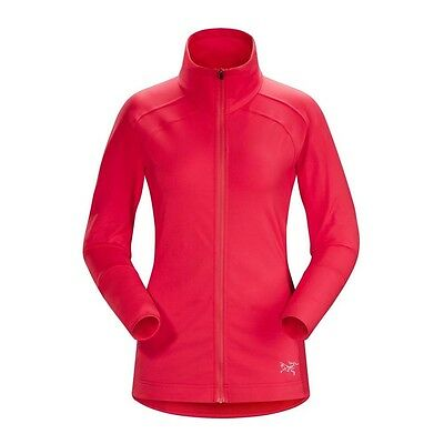 Genuine Womens ARCTERYX Solita  Jacket  Size Large - Red