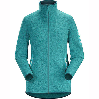 Genuine Womens ARCTERYX  Covert Cardigan Size Large - NIAGARA