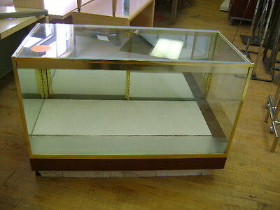 Retail Glass Display Cabinet Counter Glass Showcase Checkout Counter