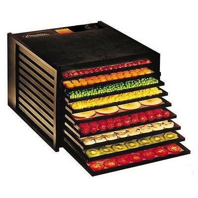 Excalibur Dehydrator 3900B Deluxe 9 Tray Black New