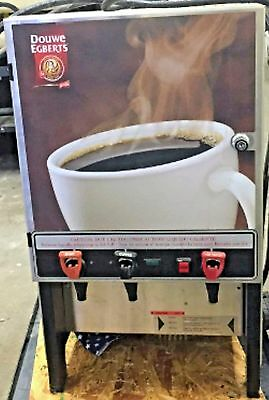 DOUWE EGBERTS LIQUID COFFEE MACHINE C-300  commercial dispenser Columbus OH