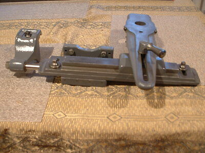 UPDATED South Bend Lathe 9 10K Taper Attachment NICE, CLEAN, NO RESERVE!