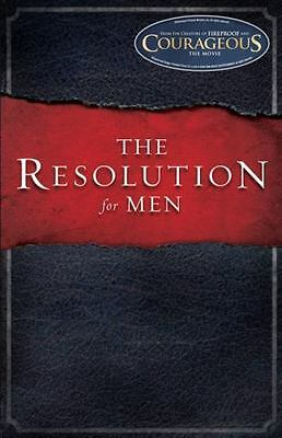 The Resolution for Men Christian paperback Stephen Alex Kendrick FREE SHIPPING