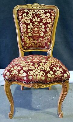Antique Parisian Dining Chairs X 6