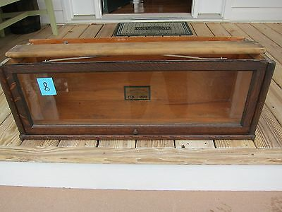 "Globe Wernicke ""C"" 9 1/2  299 Bookcase Section"