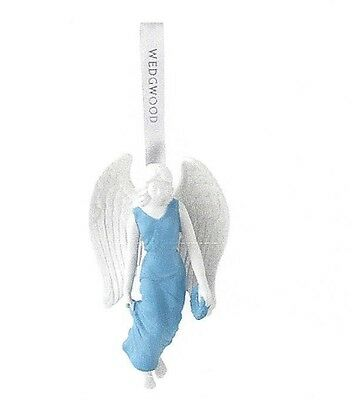 Wedgewood Figural Angel Christmas Ornament New in Box
