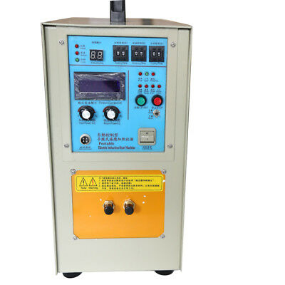 25KW High Frequency Induction Heating Equipment Improve Hardness Wear Resistance