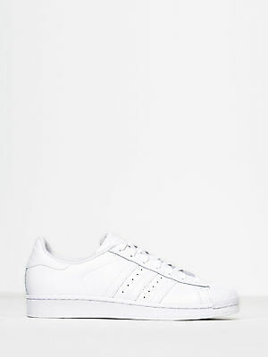 New Adidas Unisex Superstar Sneakers In White Sneakers