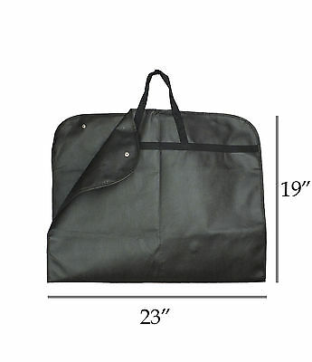 Suit Cover Breathable Garment Cover Bag Suits Storage Travel Clothes Covers