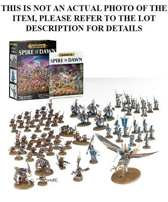 Spire of Dawn separate Skaven Units - select one or more