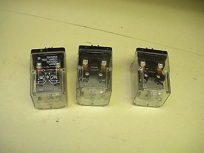 Potter & Brumfield  Relay KRPA-11AN-120 , lot of 3