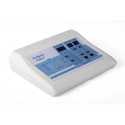 Interferential Physiotherapy Tens Analgesic Pulsar Pain Relief Stimulation AP439