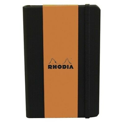 RHODIA R118058 3 1 2 X 5 1 2 Unlimited Pocket Notebook Graph