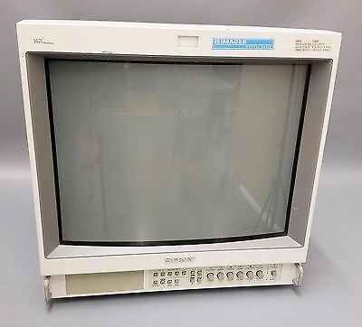 Sony PVM-1953MD CRT Medical Video Monitor *PERFECT FOR RETRO GAMING*