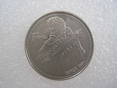 Lord Of The Rings Frodo Collector Token Coin 0302-1