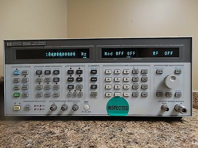 Hp Agilent Keysight 8643A Synthesized Signal Generator (PRICE REDUCTION)
