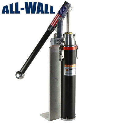 Drywall Master Mud Compound Loading Pump  Pro Contractor Grade, Made in USA