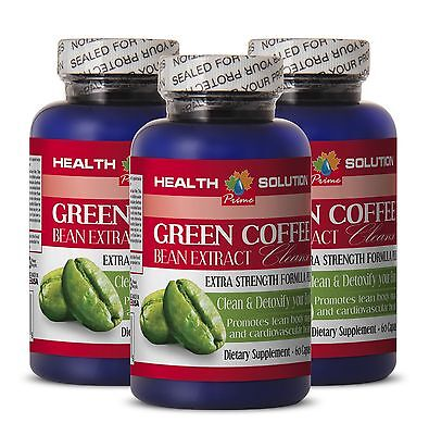 Green coffee infuction - PURE GREEN COFFEE CLEANSE - antioxidant powder - 3B